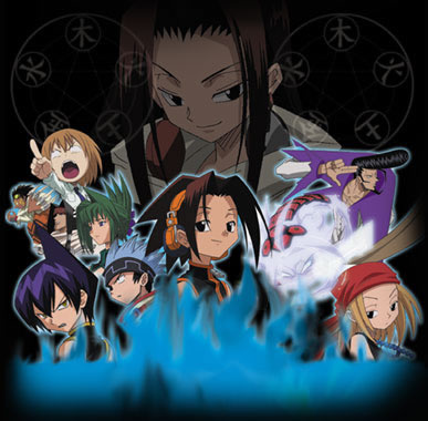 shaman king group pic by specter-fangal