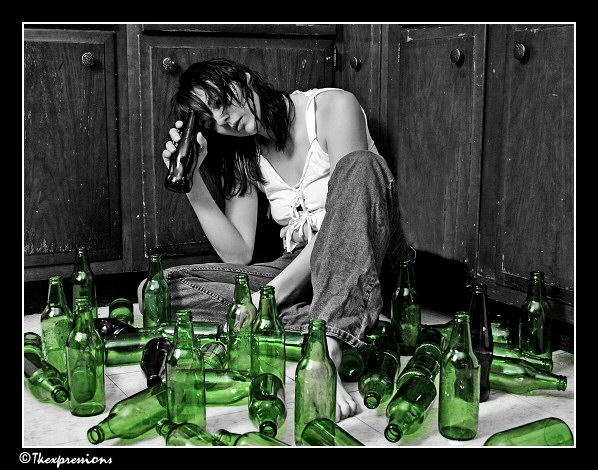 Alcoholism Ver. 3 by IsabelVinson