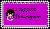I support shashaymin by shashaymin