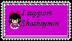 I support shashaymin by shashaymin