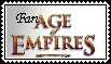 stamp-Age of empires fan by shashaymin
