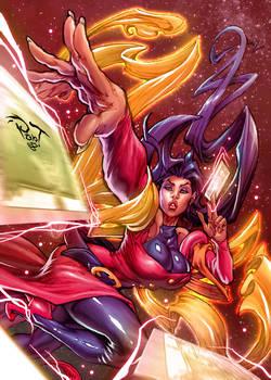 Rose: Streeth fighter alpha