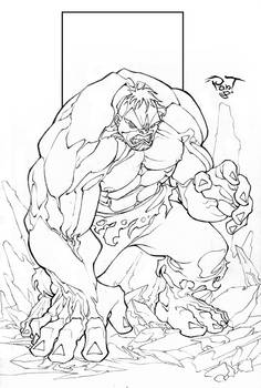 Hulk: new style