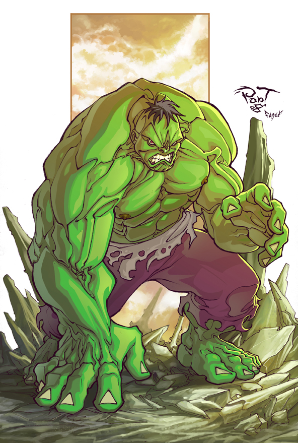 The Green Hulk