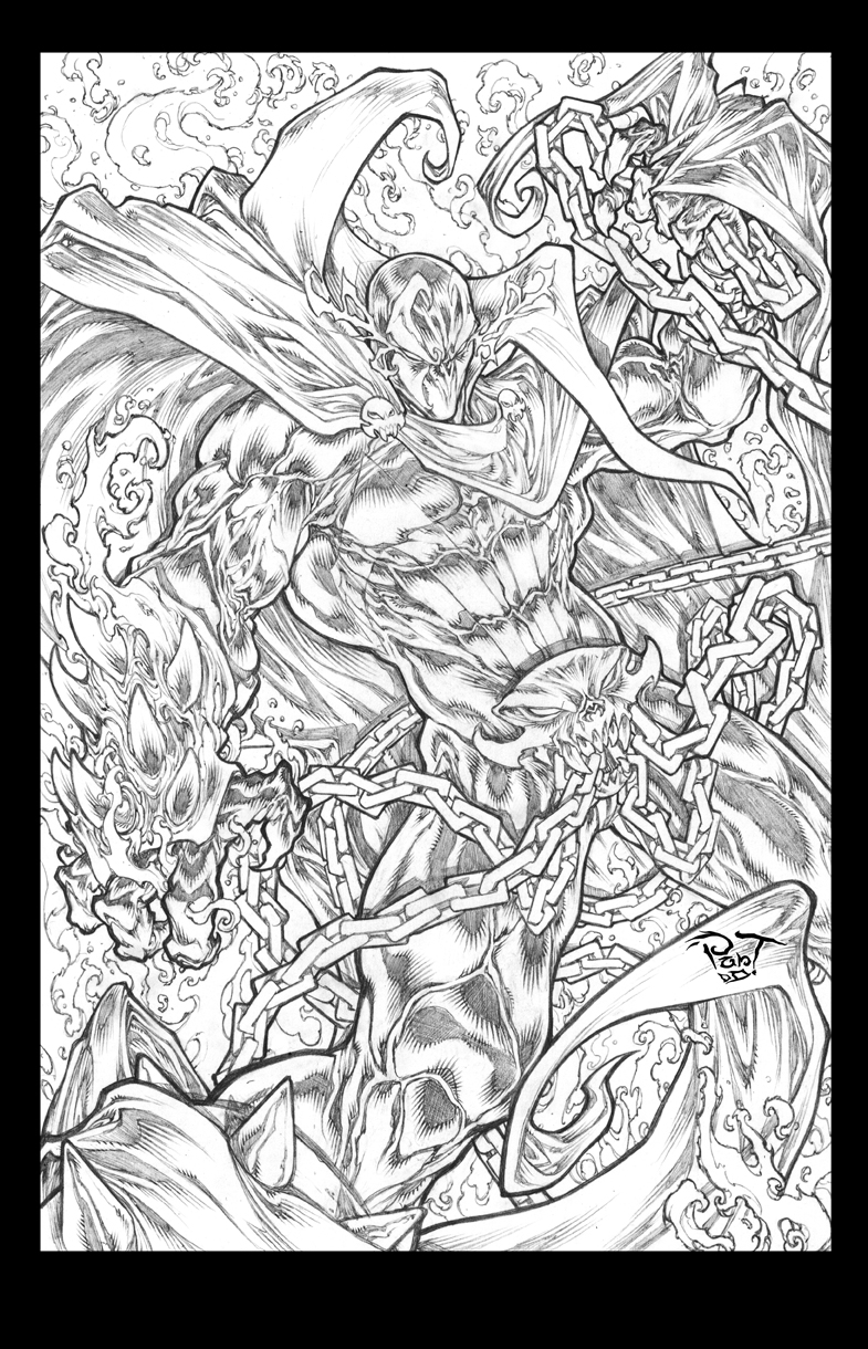 Deadpool Coloring Pages #7