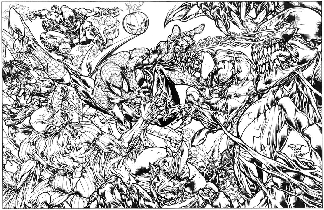 Image Result For Marvel Venom Coloring