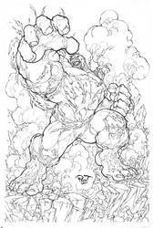 Hulk: clean style