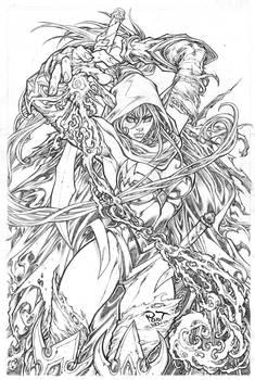 Warhammer witch