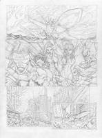 An X-men Page by pant