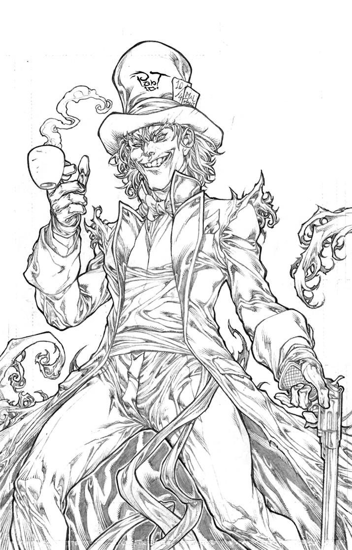 coloring pages of men having sex | MAD hatter by pant on DeviantArt