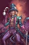 Mad Colors on the Hatter