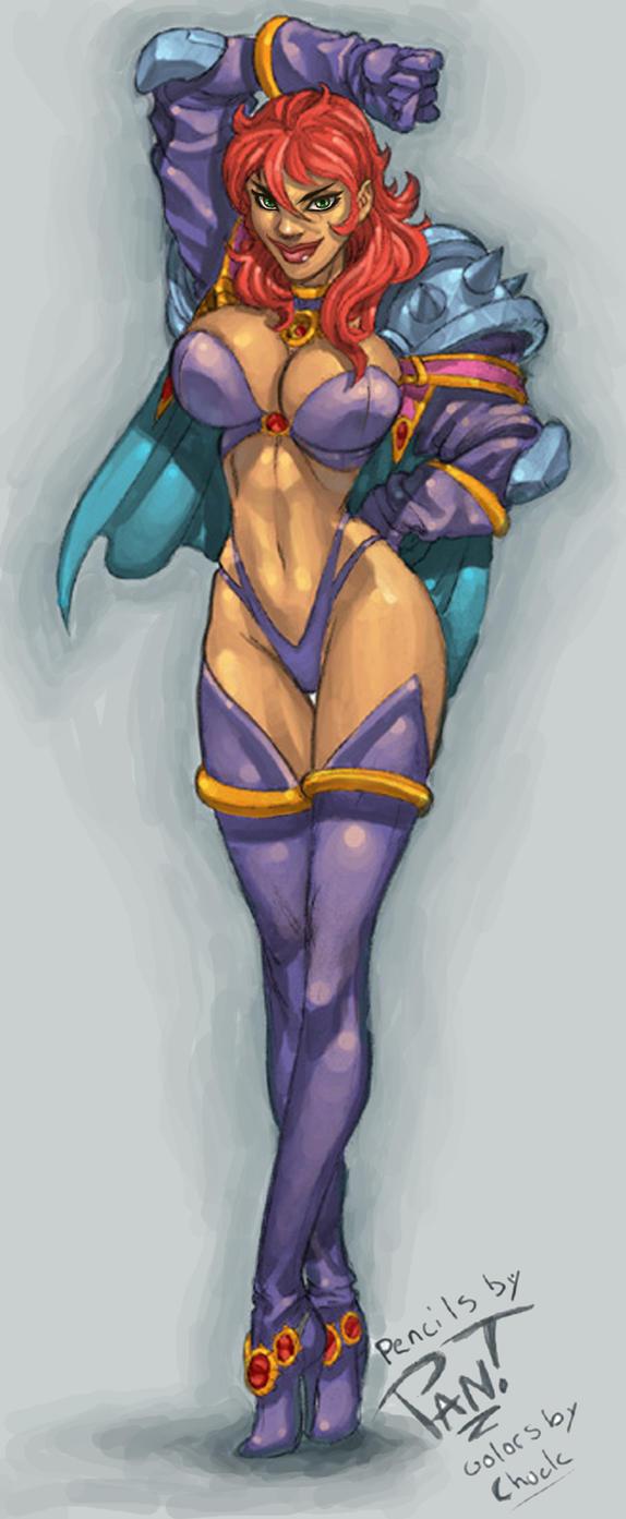 Camilla by pant