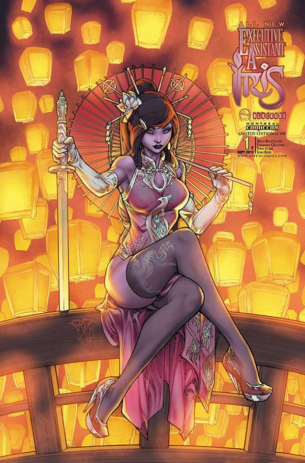 aspen comics wallpaper - photo #12