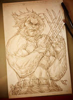 Wolverine is going to hit the NYCC by pant