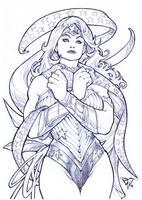Wonder Woman by pant