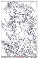 Lady Death commission by pant