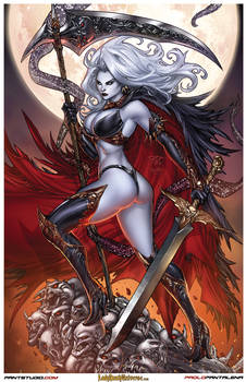 The Lady Death