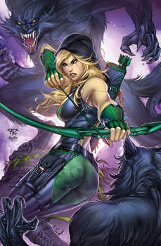 zenescope's Robyn issue 4