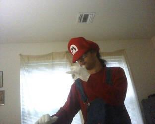 Mario Cosplay by DeathLee28