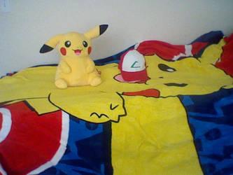 pikachu by DeathLee28