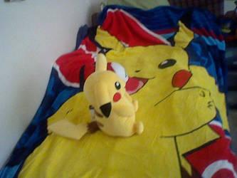 pikachu 2 by DeathLee28