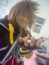 Sora cosplay 3