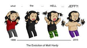 The Evolution of Matt Hardy