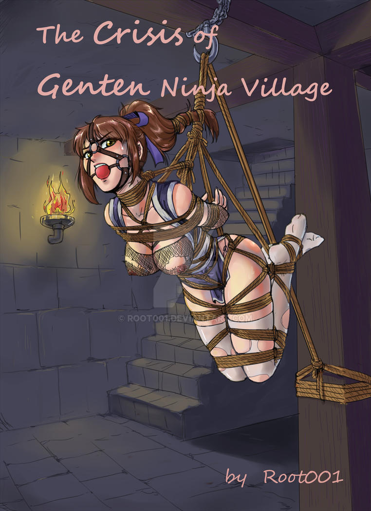 (For sale) The Crisis of Genten Ninja Village by root001