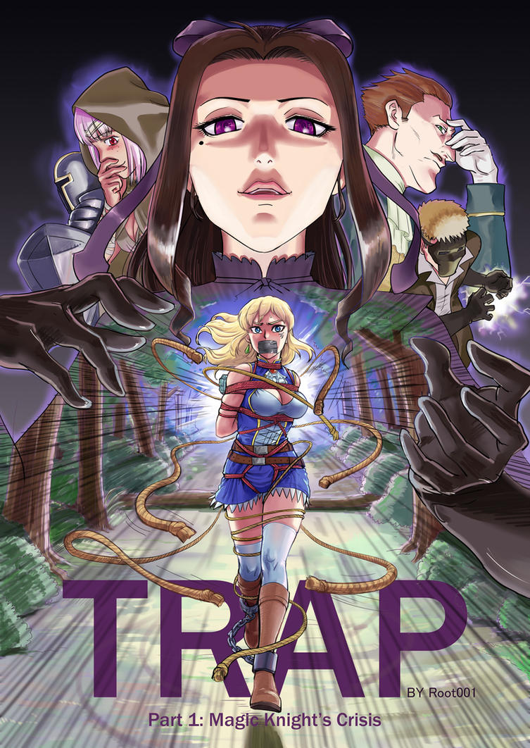 (For sale) TRAP  PART 1 by root001