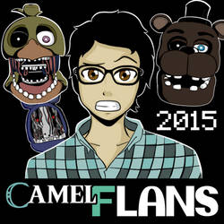 Five Nights At Freddy's 2 - Camelflans(2015) by Camelbkn