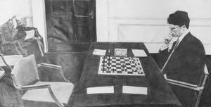 Chess Game by littlestudio