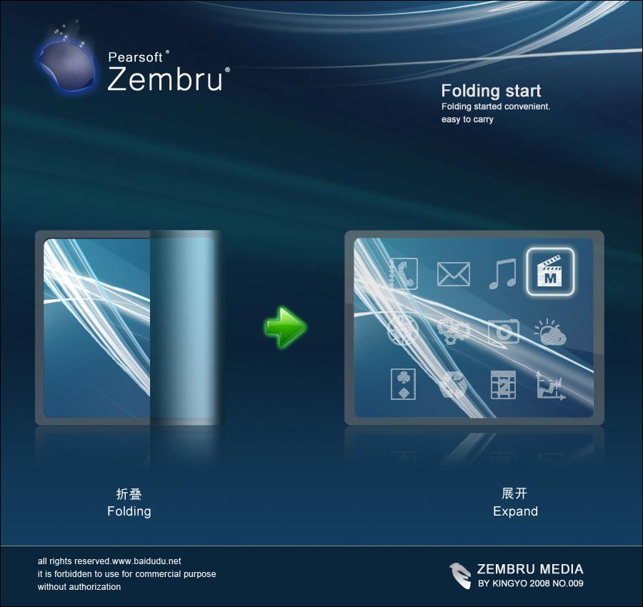 Conceptual Design--Zembru by kingyoART