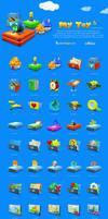 08GUI Champs -- My Toy by kingyoART