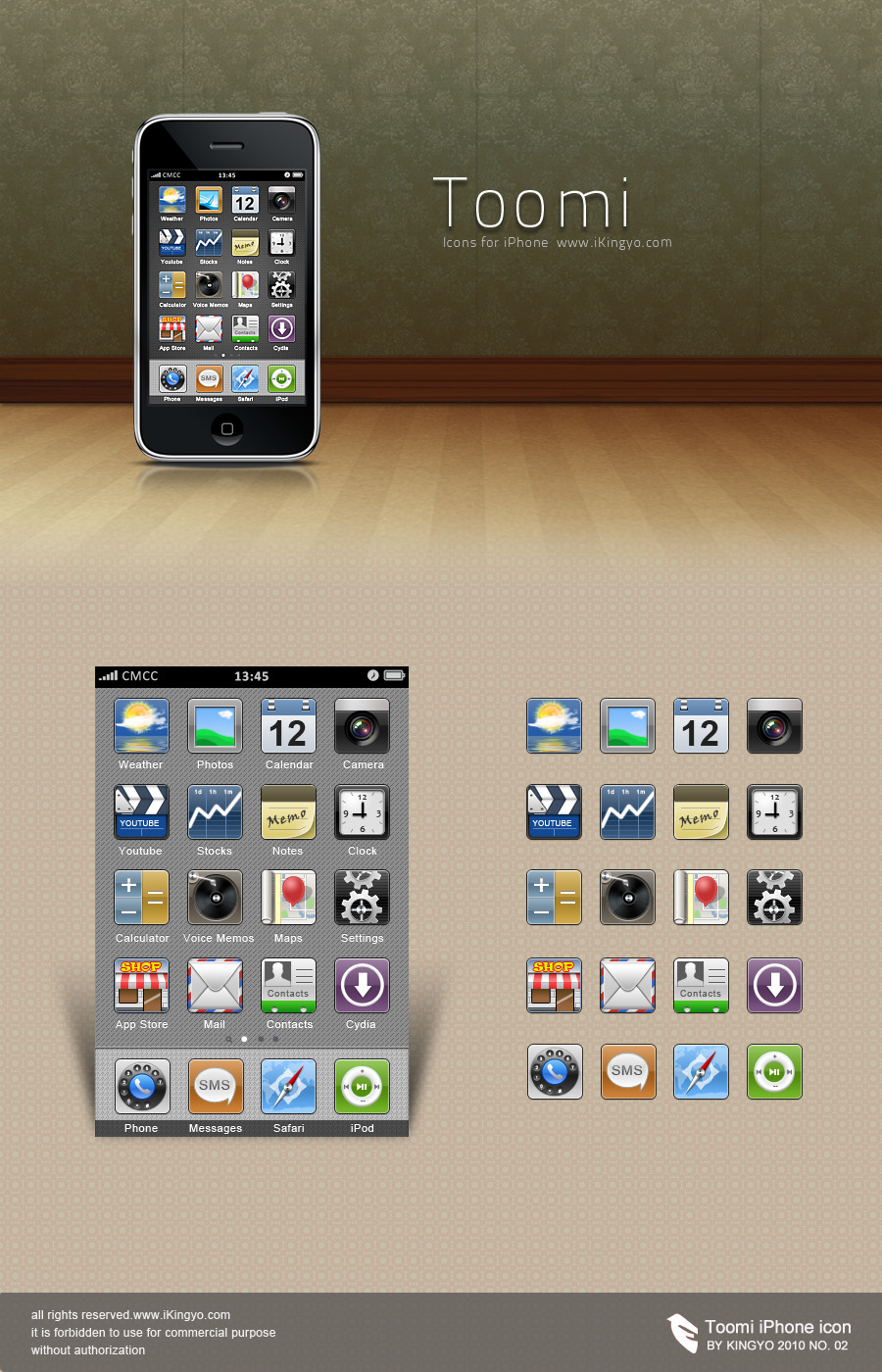 how to add more icons to iphone dock