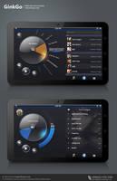 Pad concept design -- Ginkgo 1 by kingyoART