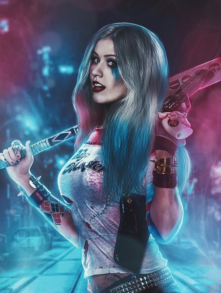 Harley Quinn by EnterDiamond