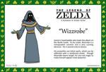 LoZ character profiles - Wizzrobe