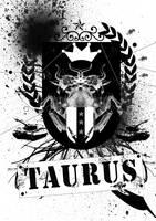 taurus t-shirt design 2 by lalalang