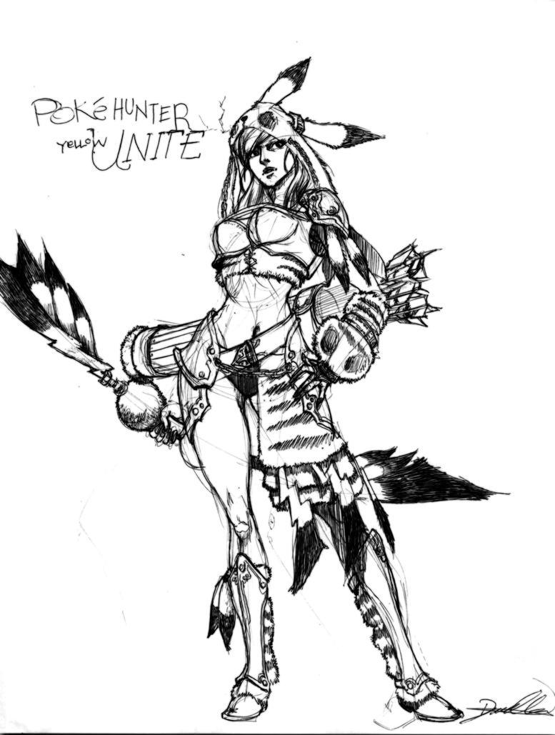 PokeHunter 01 by danielcherng