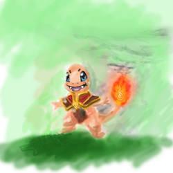 fire nation charmander