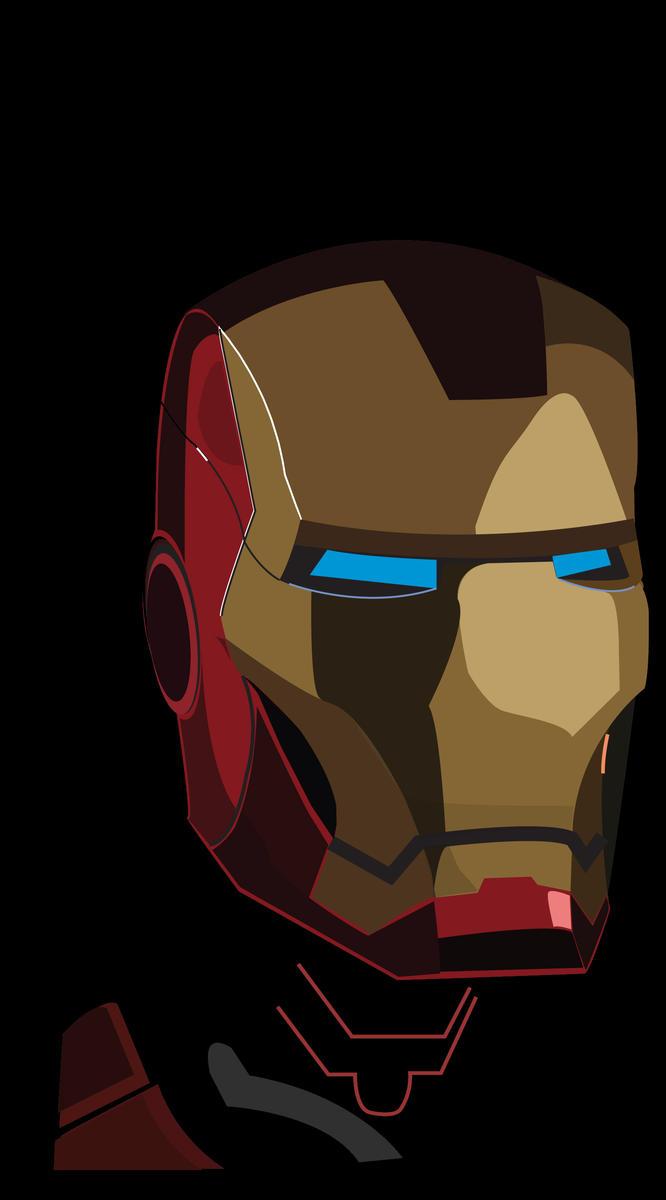 iron man by freddylupus