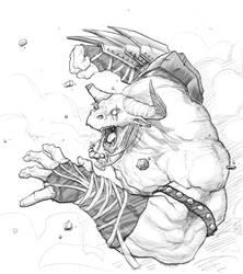 Kill Stealers - Gunther 02 by freddylupus