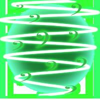 Tornado Orb -- Ryntasia Wind Currency by MariiCreations93
