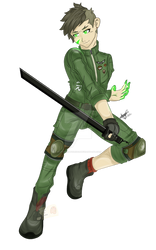 .:Commission:. Nanashi [Shin Megami]