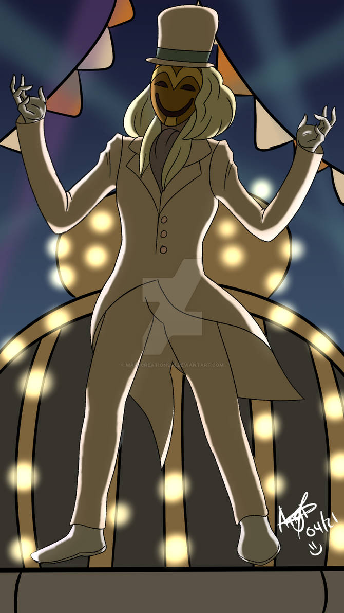 .:FanArt:. The Masked Gentleman