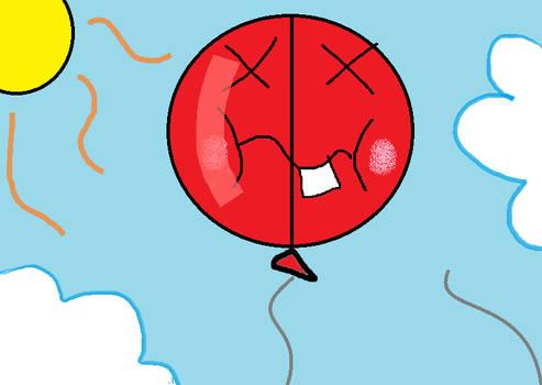 Butt Balloon