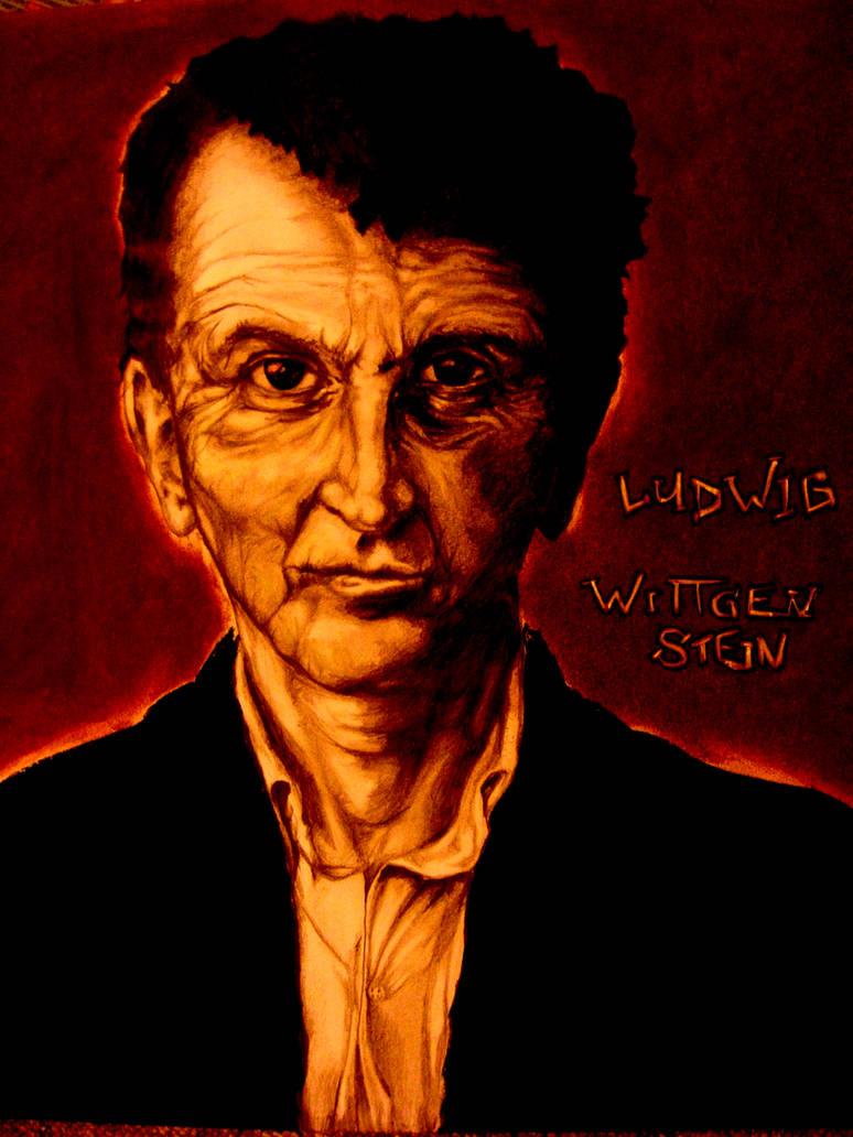 Detail Ludwig Wittgenstein by AnnaKarelina