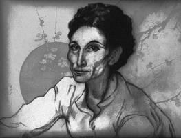 Julia Richings by AnnaKarelina