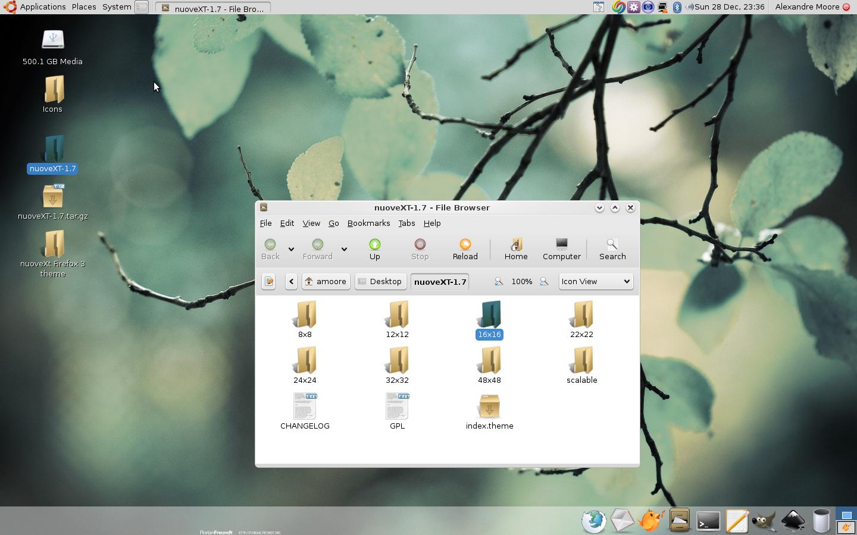 nuoveXT-1.7 Desktop by sa-ki