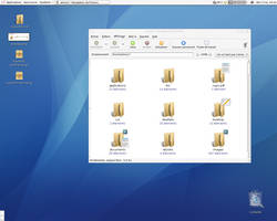 nuoveXT-Gnome Desktop by sa-ki
